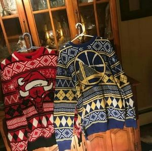 NBA Sweaters - UGLY CHRISTMAS SWEATERS